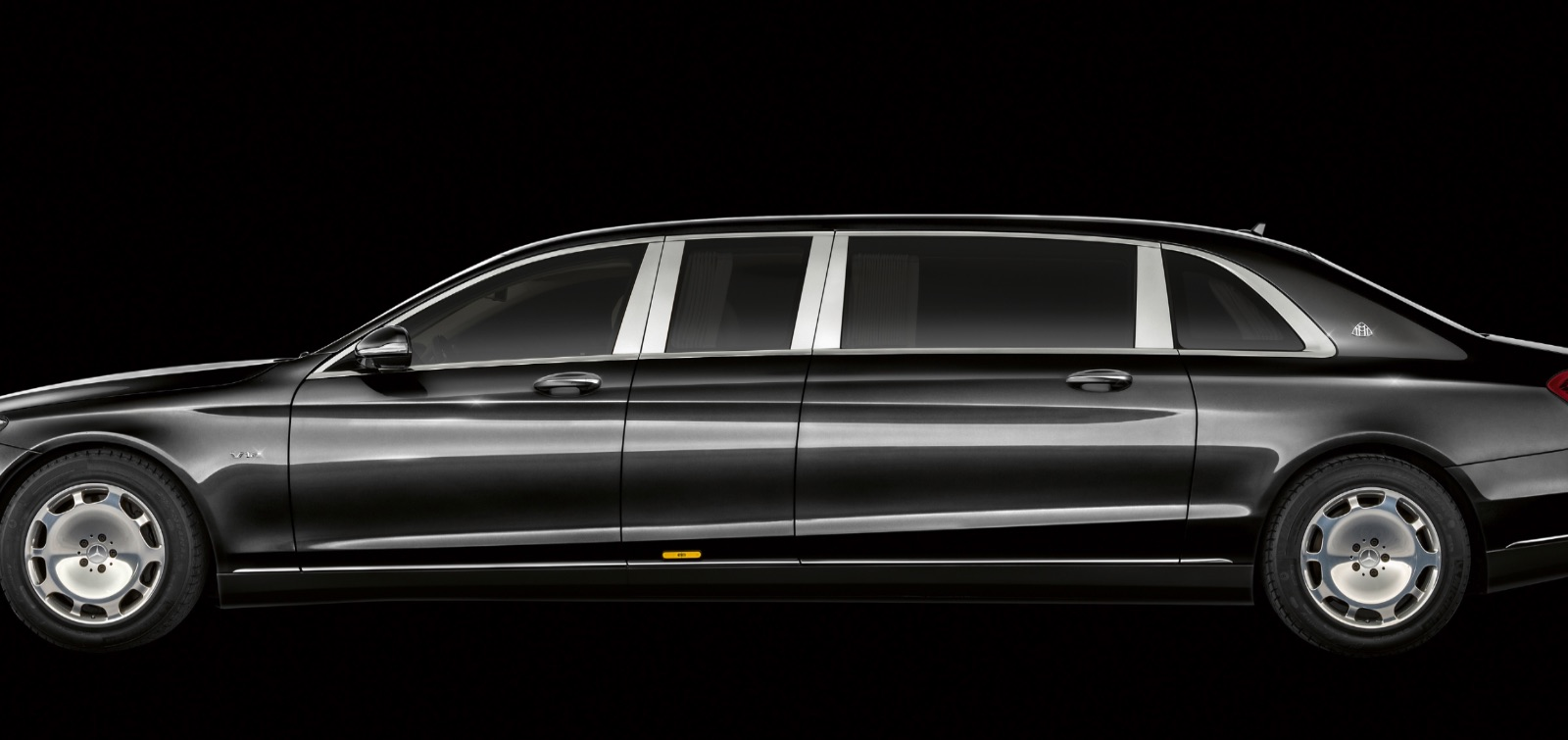 Maybach limo