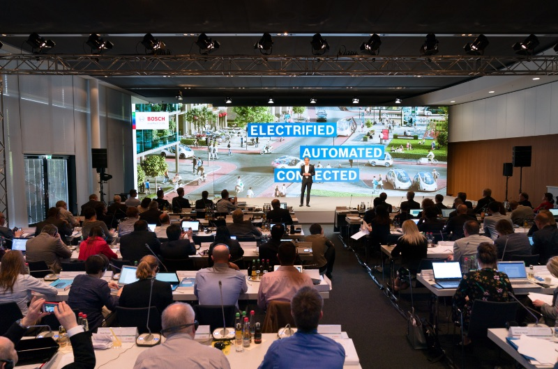 Bosch 2018 annual conference