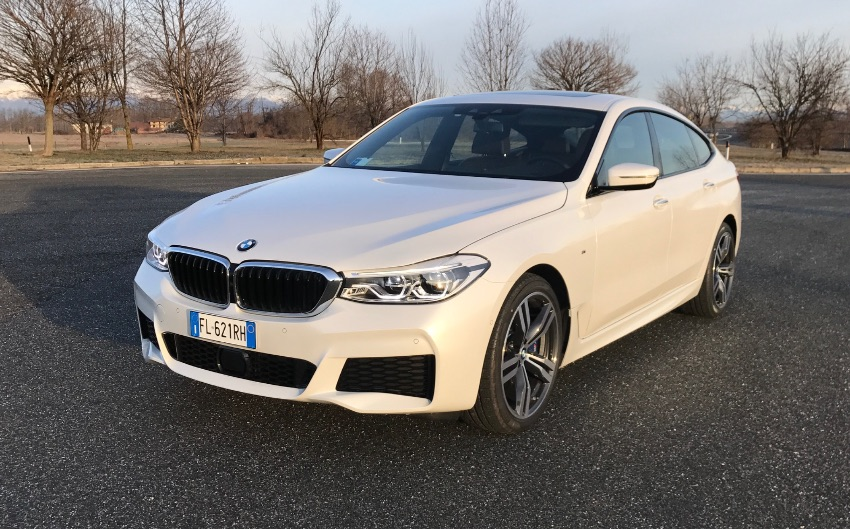 BMW Serie 6 Gran Turismo approved
