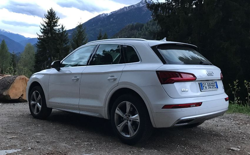 Audi Q5 2017 approved