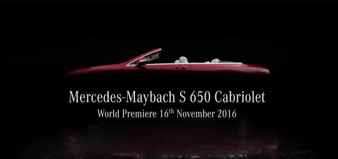 Mercedes Maybach S650 Los Angeles