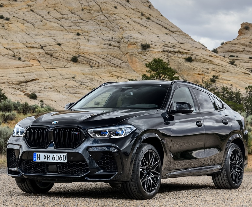 BMW X6 M 2020 Performance