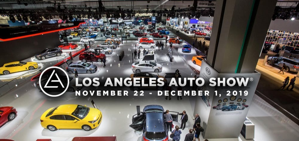 Salone dell'auto di Los Angeles