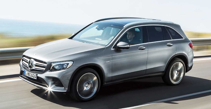 Mercedes GLC 350 Plug in