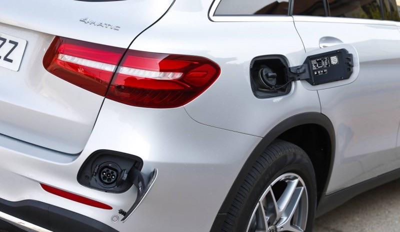 Mercedes GLC PLUG IN